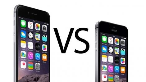Comparatie intre iPhone 5s si iPhone 6. Se merita sa faci upgrade la ultimul model?
