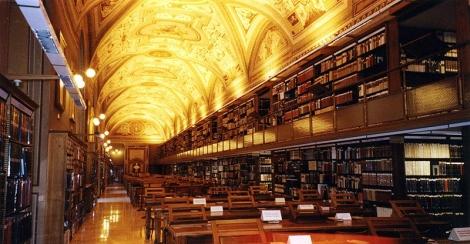 Biblioteca Vaticanului va fi digitalizata si disponibila online!