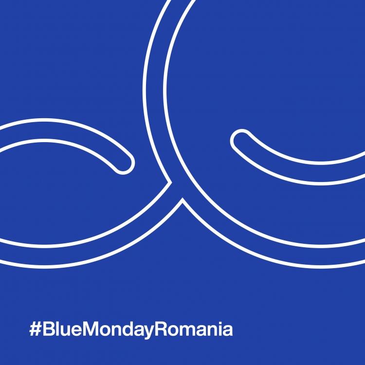 Asociatia Daisler lanseaza editia a 4-a campaniei Blue Monday
