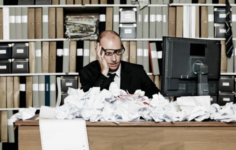 7 pasi simpli pentru a deveni un organizat/ ordonat desavarsit