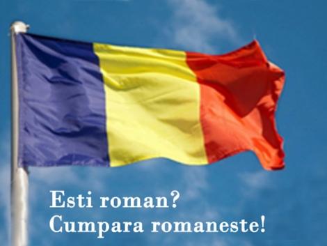 Si tu poti schimba Romania : cumpara produse fabricate in Ro!