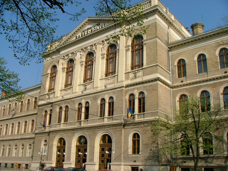 Conducerea UBB'ului e nemultumita de pozitia Ministerului Educatiei fats de marile universitati traditionale din Romania