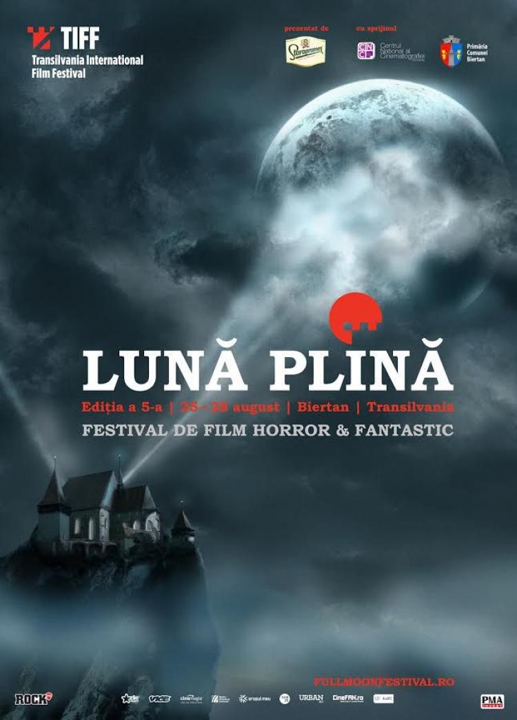 """4 zile de groaza la Festivalul """"Luna Plina"""""""