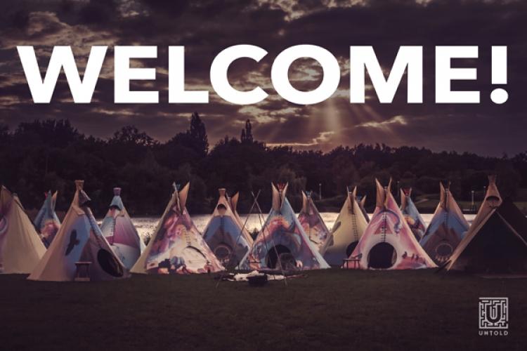 Campingul si Campusul Untold: cazari alternative pentru cei mai non-conformisti festivalieri