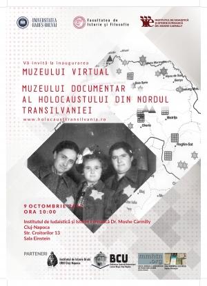 UBB inaugurareaza Muzeul Documentar si Muzeul Virtual al Holocaustului