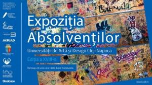 Expozitia absolventilor Facultatii de Arta si Design din Cluj-Napoca va avea loc la Expo Transilvania