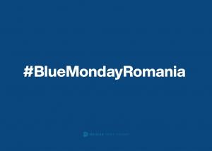 #BlueMondayRomania va aduce in prin plan discutia despre depresie
