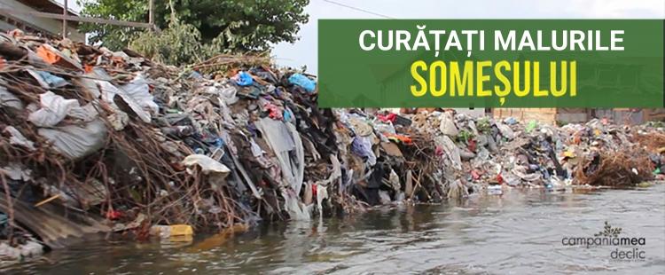 """Organizatorii Somes Delivery organizeaza Masa Rotunda """"Un Somes mai curat!"""""""