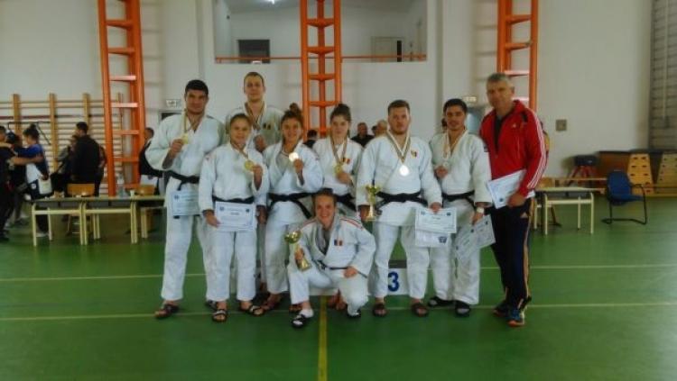 Studentii UBB sunt campioni la JUDO