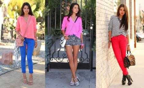 10 trenduri in materie de moda aduse de vara lui 2013