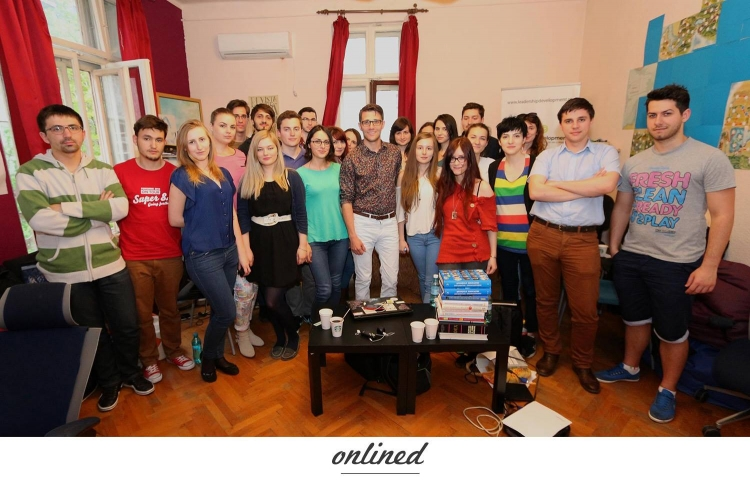 Onlined, scoala de Marketing Digital, vine la Cluj