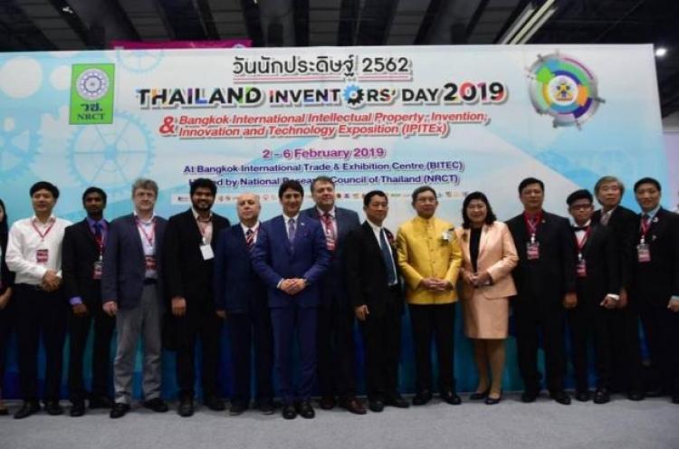 Universitatea Tehnica a castigat 5 medalii la Salonul International de Inventii din Bangkok