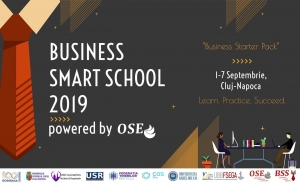 "Scoala de vara ""Business Smart School"" te asteapta in septembrie la FSEGA"