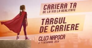 Peste 60 de companii participa la sezonul de toamna al Targului de Cariere Cluj