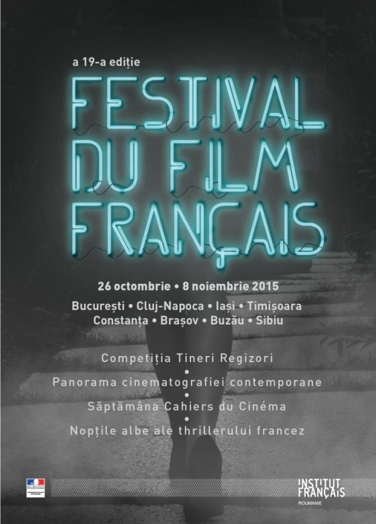 Festivalul de Film Francez va incepe la Cluj de maine