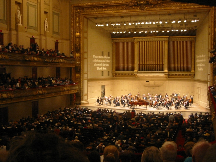 Prima orchestra care va oferi iPad-uri personalizate audientei