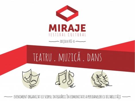 Talentul depaseste orice limite la a VII-a editie a Festivalului Miraje