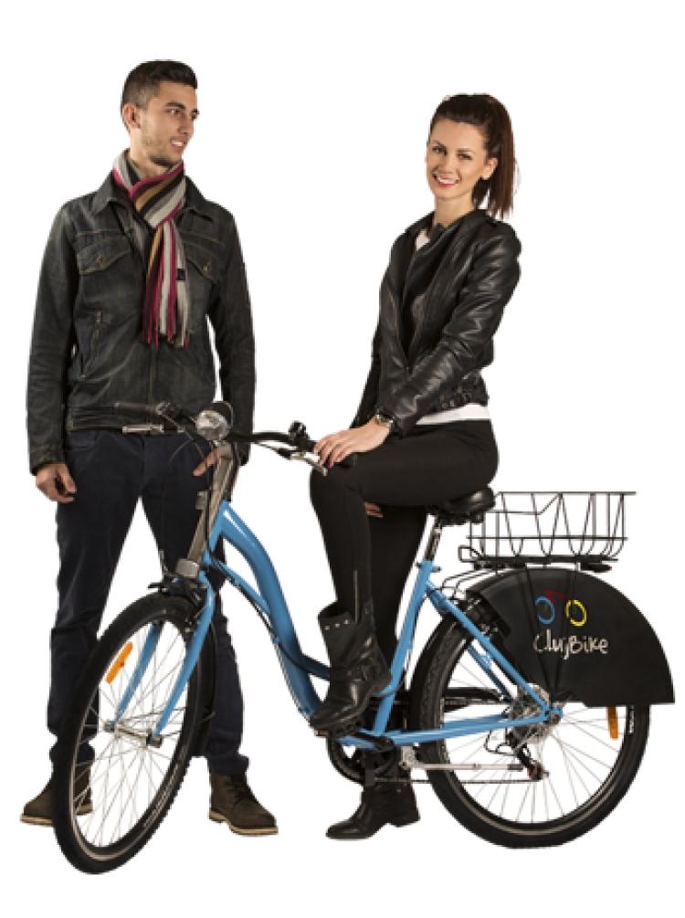 Ce trebuie sa faci pentru a inchiria o bicicleta prin programul ClujBike