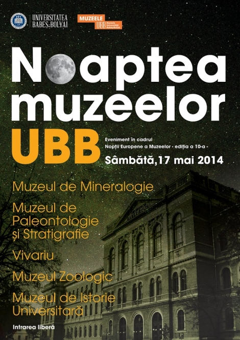 """Nu rata: """"Noaptea Europeana a Muzeelor"""""""
