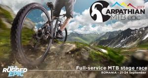 Riderii pasionati isi pot impinge limitele la maxim la CARPATHIAN MTB EPIC