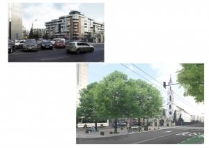 Bulevardul 21 Decembrie 1989 va fi reamenajat facand loc biciclistilor