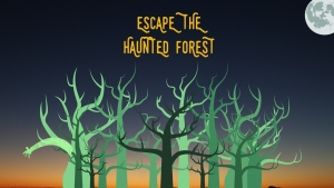 """Escape The Haunted Forest"" in padurea Hoia - Baciu in acest weekend"