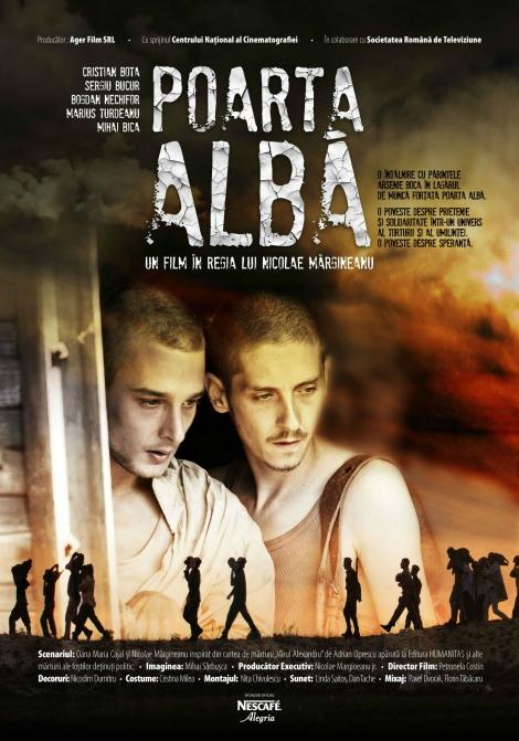 "Proiectie ""Poarta Alba"" @ joi 23 octombrie cinema Victoria ora 20.00"