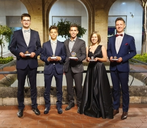 "Studentii FSEGA s-au clasat pe locul al doilea in cadrul competitiei ""Business & Management Case Competition"""