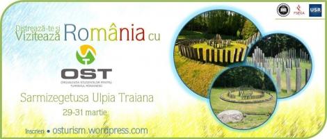Distreaza-te si viziteaza Romania impreuna cu O.S.T