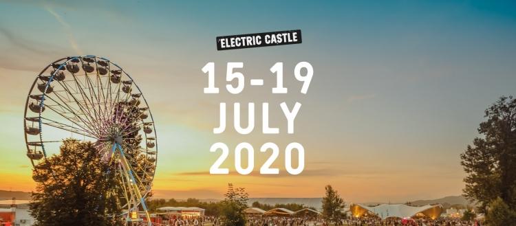 Primele 25.000 de bilete la Electric Castle 2020 au fost epuizate deja