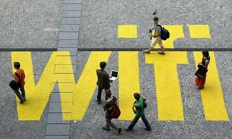 Folosirea retelelor Wi-Fi publice - riscuri mari de securitate!