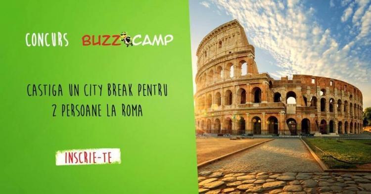 BuzzCamp Cluj se apropie cu pasi repezi --> Castiga si tu un City Break!