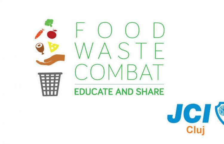 Proiectul clujean Food Waste Combat a fost premiat la nivel mondial