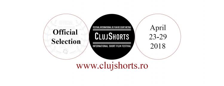 ClujShorts 2018: 23- 29 Aprilie, Cluj-Napoca