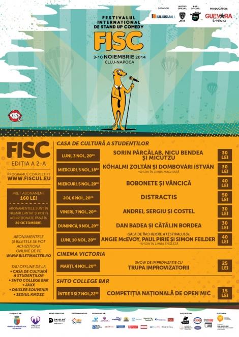 Mai sunt doua zile pana la FISC 2014 @ 3 - 10 noiembrie
