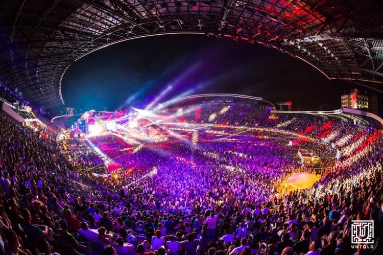 Circulatia va fi restrictionata pe mai multe strazi din Cluj-Napoca cu ocazia festivalului UNTOLD