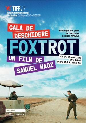 Foxtrot deschide TIFF 2018 in prezenta regizorului Samuel Maoz