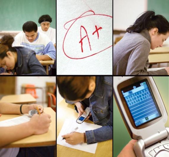 Cum sa trecem examenele neconvențional?