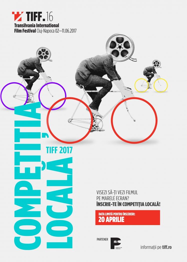 Incep inscrierile pentru competitia clujenilor la TIFF 2017