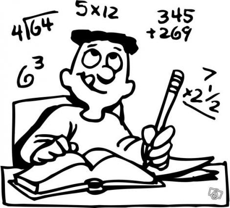 A fost inventat robotul care rezolva temele la matematica