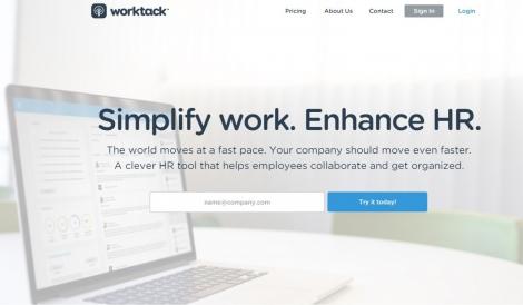 Prima retea de socializare online pentru companii - WorkTack