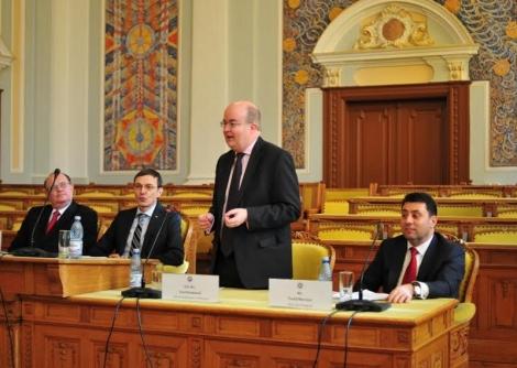 Generatia EMBA University of Hull a inceput cursurile la Cluj