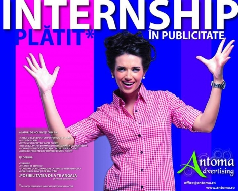 Internship @ Antoma Advertising