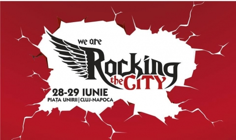 We are Rocking the City cauta voluntari