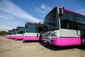O nou banda dedicata pentru transportul in comun in zona centrala