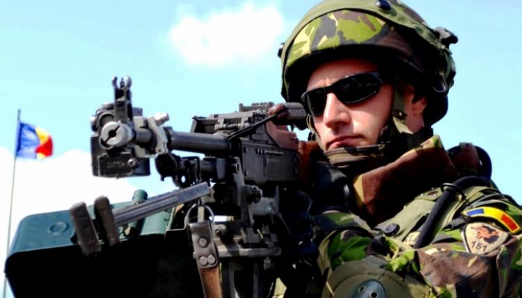 Stagiu militar voluntar pentru studenti si elevi