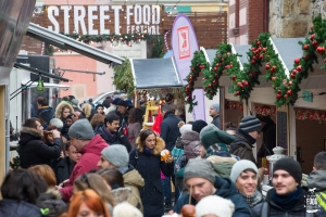 Street FOOD Festival Christmas Goodies revine la Cluj intre 7 si 16 decembrie