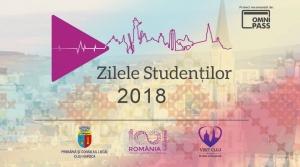 Studentii sunt sarbatoriti la Cluj - in weekend incep Zilele Studentilor!