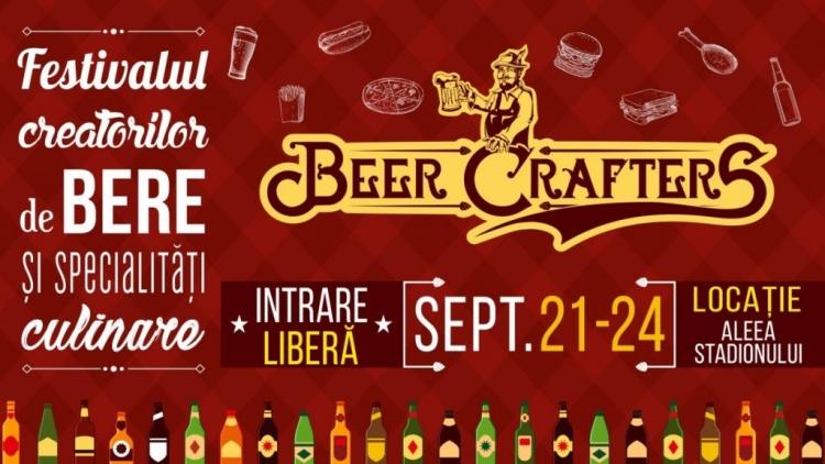 Cel mai mare festival al creatorilor de bere din Transilvania vine in Cluj