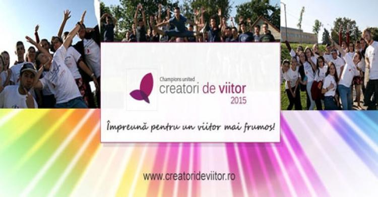 "UBB sustine programul ""Creatori de Viitor - Champions United″"